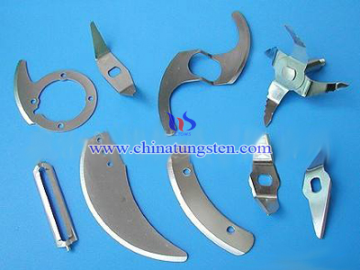 Tungsten Carbide Cutting Tool picture
