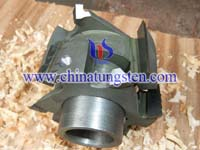 Tungsten Carbide Wood Cutting Tool Picture